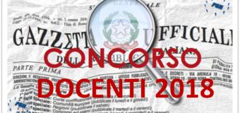 Concorso Docenti 2018 – Ricorso al TAR per laureati e ITP esclusi dal bando