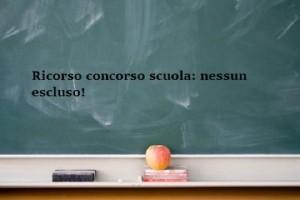 ricorso-concorso-scuola